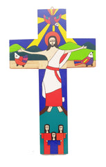 Handmade Ressurection Cross