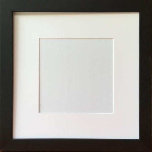 Verona Square Black Frame