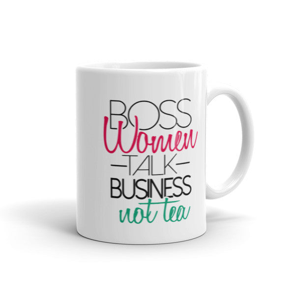 """Boss Women"" Mug 
