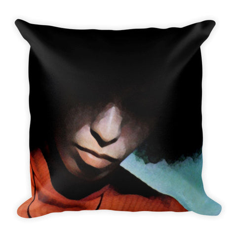 "The ""Angela Davis"" Pillow"