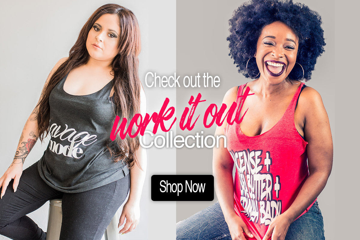 Shop the Work it Out Collection - The Moxie Shoppe