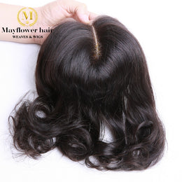 Funmi Hair Lace Closure 4x4 Inch Middle Parting