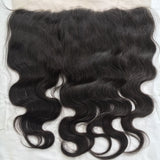 Full Lace Frontal Closure 13x6""