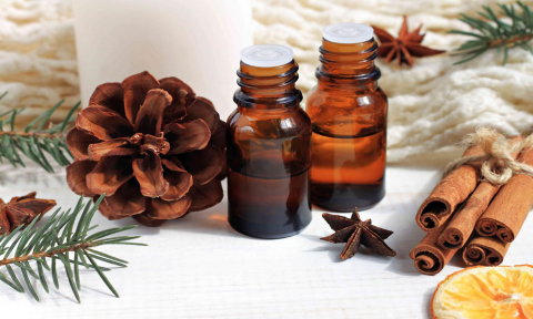 FIGHT COLD & FLU WITH ESSENTIAL OILS