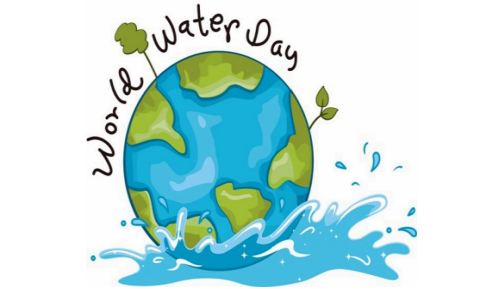 It's WORLD WATER DAY today!