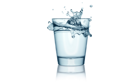 A drink of water 1 hour before bedtime may help avoid a stroke!