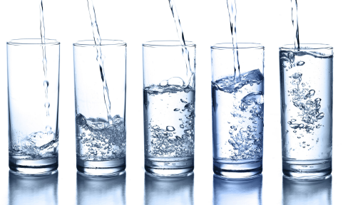 How does Alkaline Water affect TDS