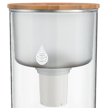 Load image into Gallery viewer, pH RECHARGE (Glass) Countertop Alkaline Water Filter logo