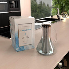 Load image into Gallery viewer, pH REPLENISH Glass Alkaline Water Pitcher