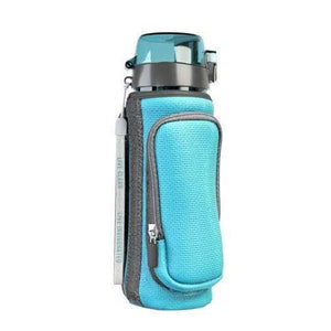 pH REVIVE Alkaline Water Bottle in case