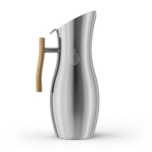 pH VITALITY (Steel) Alkaline Water Pitcher