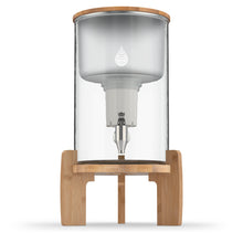 Load image into Gallery viewer, pH RECHARGE (Glass) Countertop Alkaline Water Filter