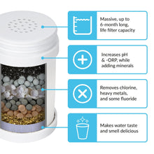 Load image into Gallery viewer, PH006 Faucet & Tap Filter Cartridge