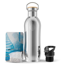 Load image into Gallery viewer, ph active stainless steel 950ml