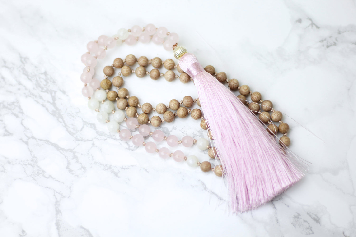 Love Mala Necklace