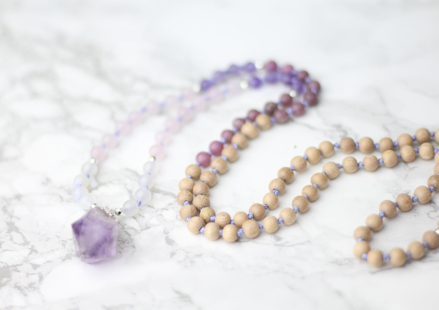 Emotions Control Mala Necklace