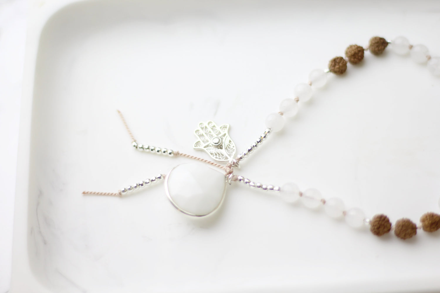 Serenity Mala Necklace