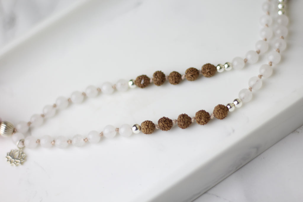 Self-Love Mala Necklace