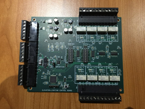 8 sector Light Control Board RS485