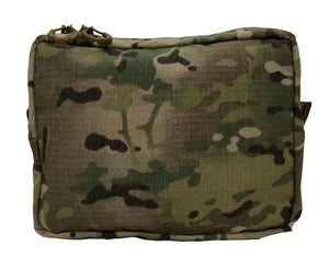 High Range Outdoors Australian Made Loady Pouch Multicam Beaver Tail molle helmet carrier