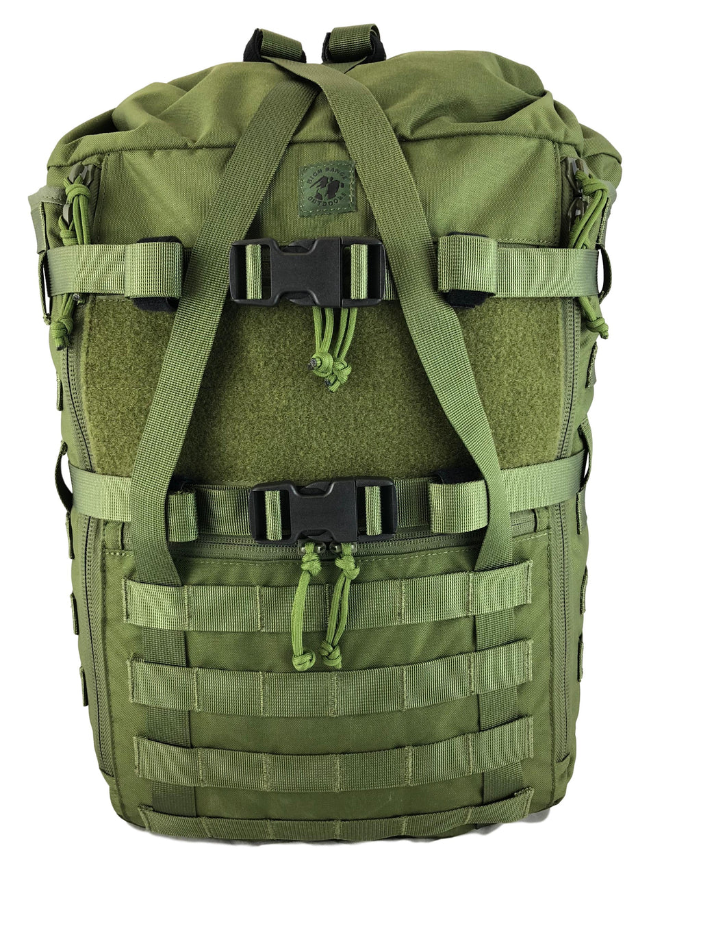 MR40 bushcraft backpack Australia front view