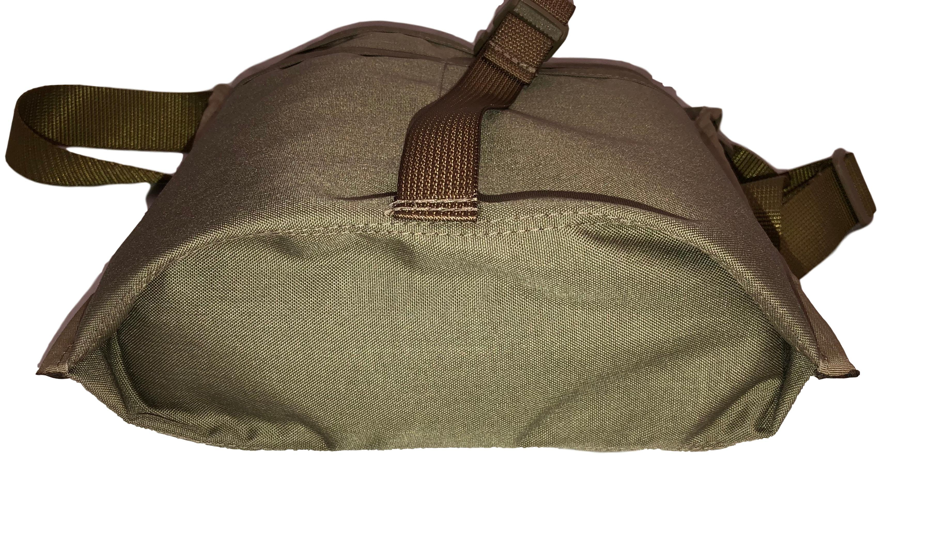 High Range Outdoors Satch Man Bag coyote base for EDC Urban Adventures