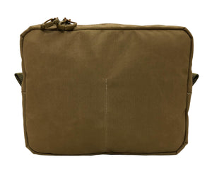 Loady Pouch Coyote Brown Australian Made Admin Load Panel Beaver Tail Hunting Shooting