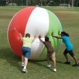 US Games Jumbo Beach Ball - Tropically Inclined
