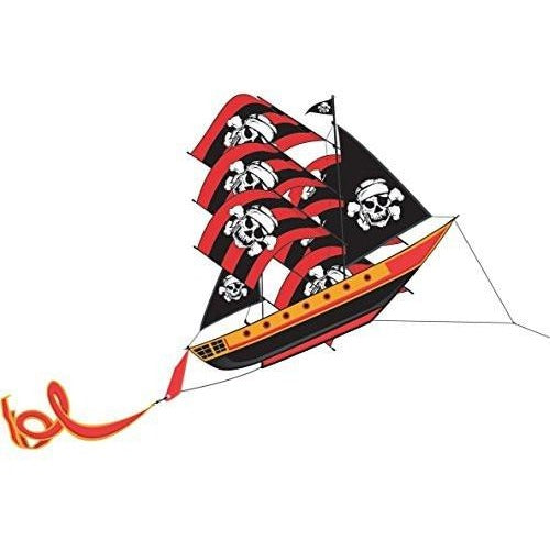 X-Kites 3D Supersize Pirate Ship - Tropically Inclined