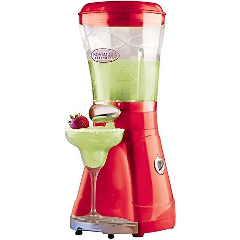 Nostalgia Electrics MSB64 64-Ounce Margarita and Slush Maker - Tropically Inclined