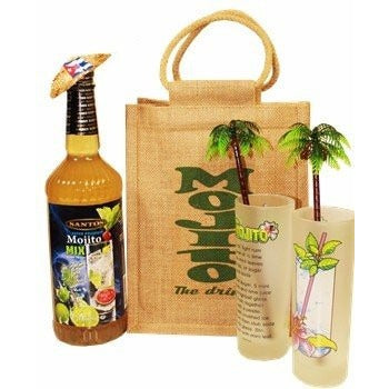 Cuban Style Mojito Gift Set - Tropically Inclined