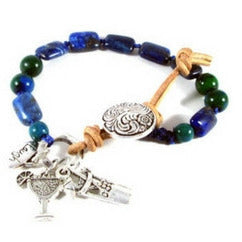 Blue Kamikaze Bracelet - Tropically Inclined
