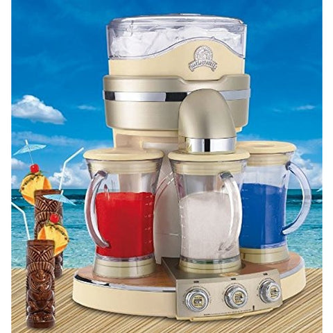 Margaritaville Tahiti Frozen Concoction Maker, DM3000 - Tropically Inclined