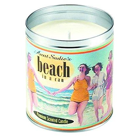 Aunt Sadie's Candles, Original Beach, Tropical, 12.5 Ounces - Tropically Inclined