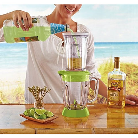 Margaritaville Bahamas Frozen Concoction Maker with No Brainer Mixer, DM0700 - Tropically Inclined