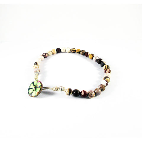 Shore Break Surfer Bracelet - Tropically Inclined