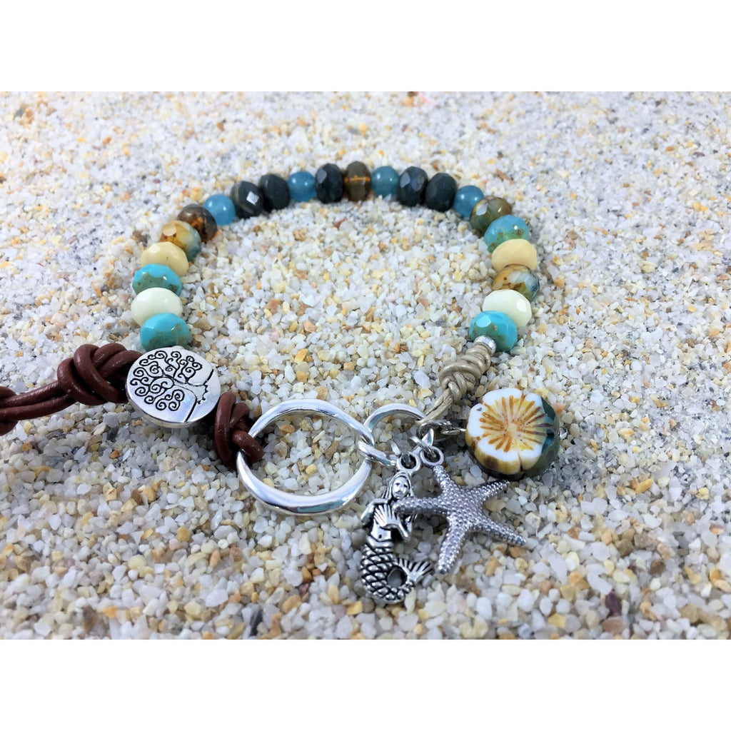 Sea Breezy Bracelet - Tropically Inclined