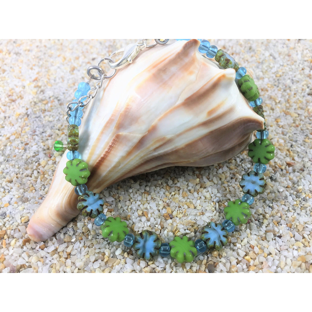 Surf & Turf Bracelet - Tropically Inclined