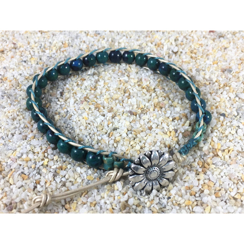 Boho Style Beaded Bracelet - Tropically Inclined
