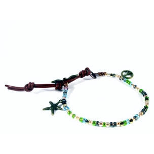Seaside Ankle Bracelet - Tropically Inclined