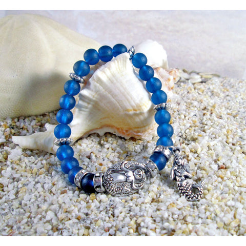 Child's Mermaid Bracelet - Tropically Inclined