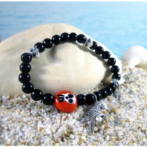 Child's Pirate Bracelet - Tropically Inclined