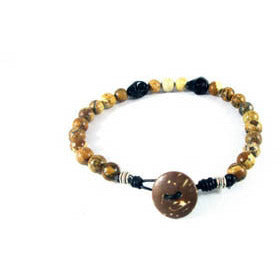 Kamikaze Surfer Bracelet - Tropically Inclined