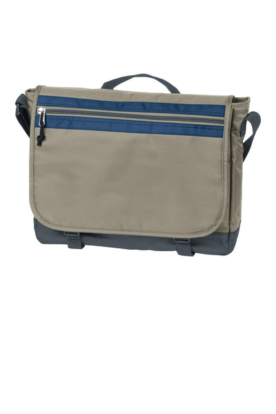 Port Authority Nailhead Messenger. BG301