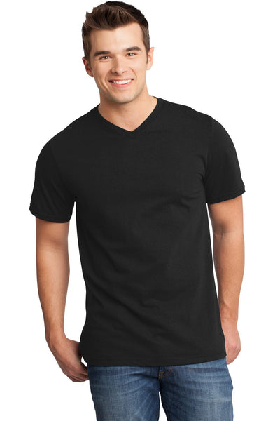 District® - Young Mens Very Important Tee® V-Neck. DT6500