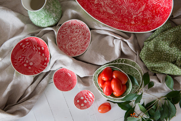 Watermelon Bowl Collection