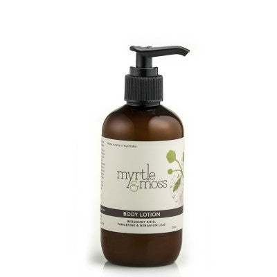 Body Lotion | Bergamot Rind, Tangerine & Geranium Leaf 250mL
