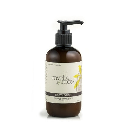 Body Lotion | Mandarin, Lemon Myrtle & Orange Peel 250ml