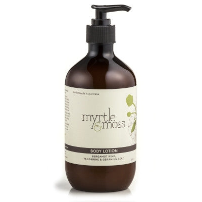 Body Lotion | Bergamot Rind, Tangerine & Geranium Leaf 500ml
