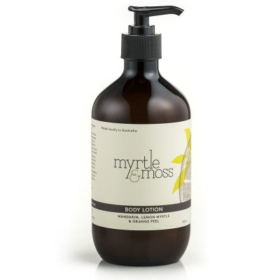 Body Lotion | Mandarin, Lemon Myrtle & Orange Peel 500ml